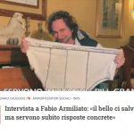 Intervista a Fabio Armiliato: il bello ci salverà, ma servono subito risposte concrete