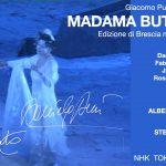 MADAMA BUTTERFLY 100  (Ed. Brescia) Dessì, Armiliato, Pons,   Dir Veronesi   – Tokyo NHK 2004