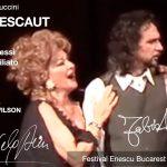 MANON LESCAUT – Highlights –  (Dessì, Armiliato, Pacu;  Dir  Kary Lynn Wilson) – Bucarest 11-9-2009